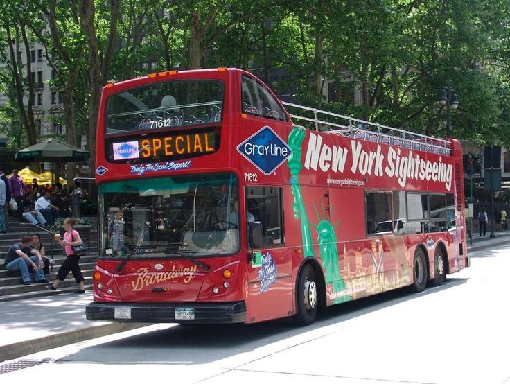 All Loops Double-Decker Bus Tour - 48-Hour Pass - By Gray Line CitySightseeing New York