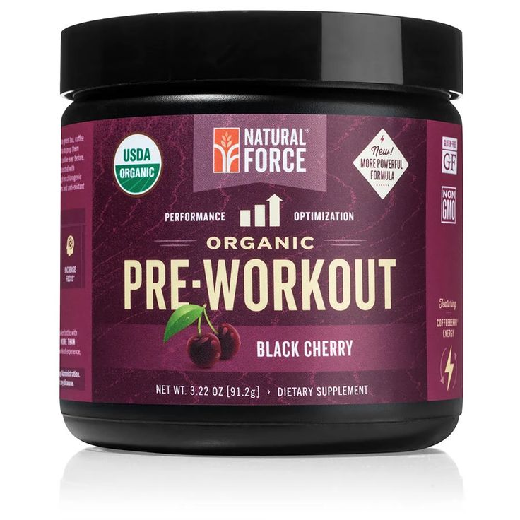 Organic preworkout natural pre workout healthy pre