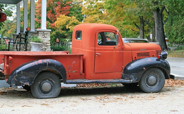 Old Dodge Truck | Flickr - Photo Sharing!