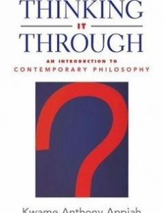 Thinking It Through: An Introduction to Contemporary Philosophy free download by Kwame Anthony Appiah ISBN: 9780195160284 with BooksBob. Fast and free eBooks download.  The post Thinking It Through: An Introduction to Contemporary Philosophy Free Download appeared first on Booksbob.com.