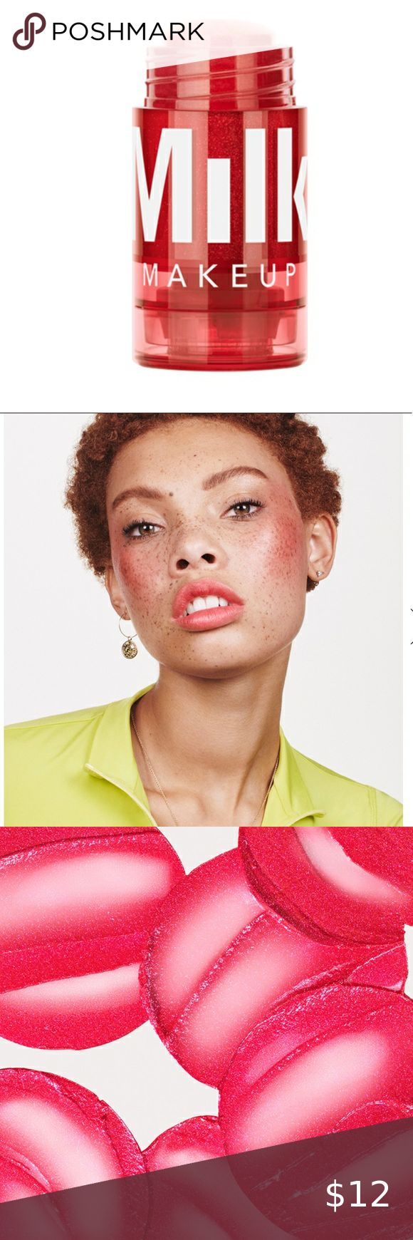 Brand new milk makeup glow oil lip and cheek in 2020