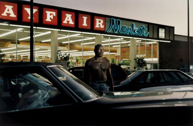 Philip-Lorca diCorcia. Ike Cole; 38 Years Old; Los Angeles, California; $25. 1990-92   MoMA