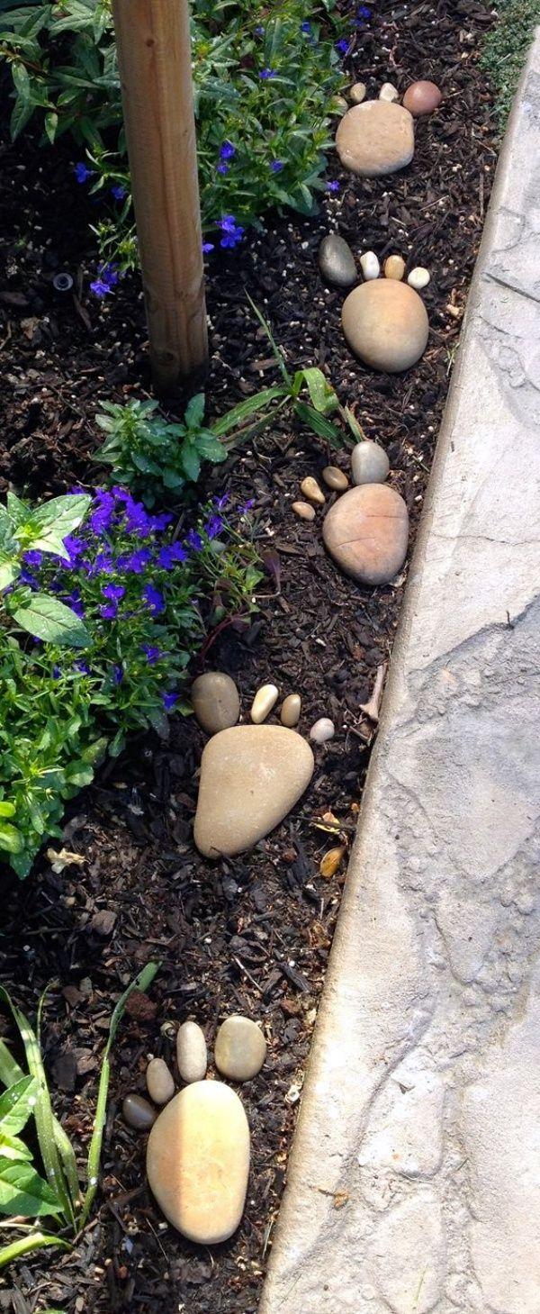40 Different Garden Pathway Ideas Rock Garden Landscaping Garden Ideas Cheap Garden Projects