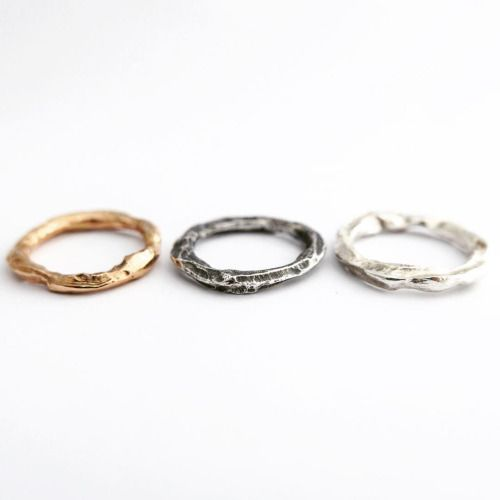 Kamicoeur Rings