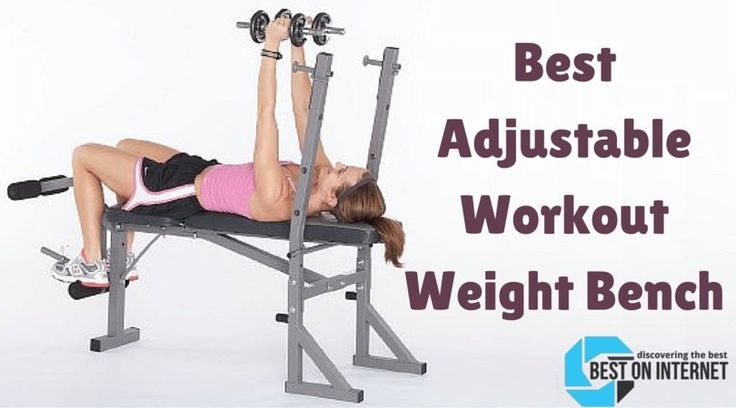 Not all the adjustable weight benches are Inclined/Declined/Flat benches. You should be choosy when buying a best adjustable weight bench for your home.  http://www.bestoninternet.com/sports-and-fitness/exercise-fitness-equipment/adjustable-workout-weight-bench/