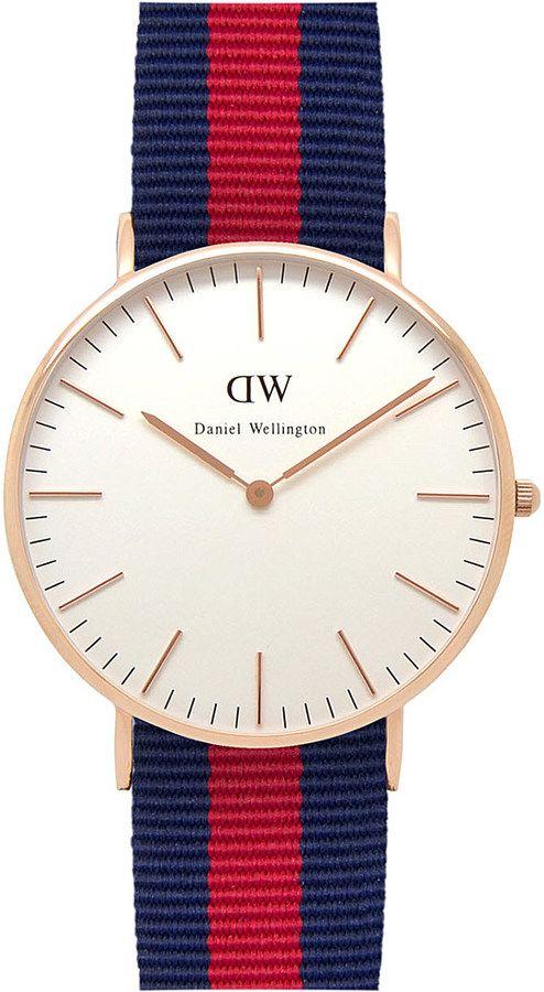 Daniel Wellington 0501DW Classic Oxford ladies watch
