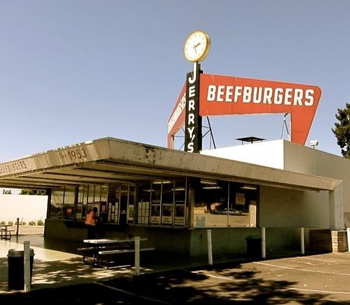 Jerry's Beefburgers, San Leandro, CA