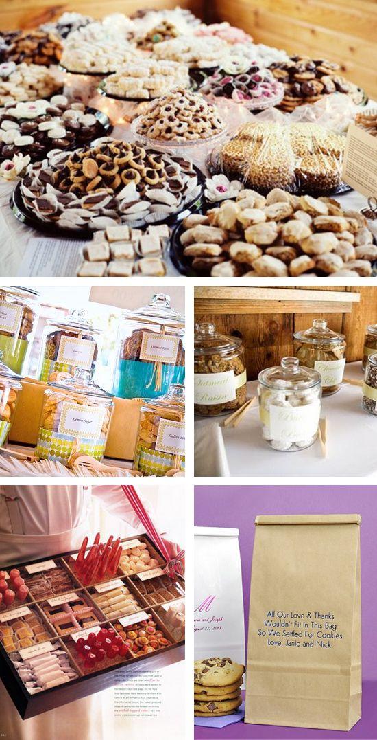 Best 25 Cookie buffet ideas on Pinterest Cookie bar wedding