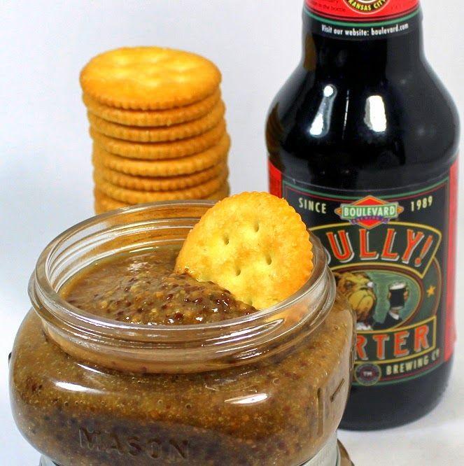 recipe: beer mustard dip [15]