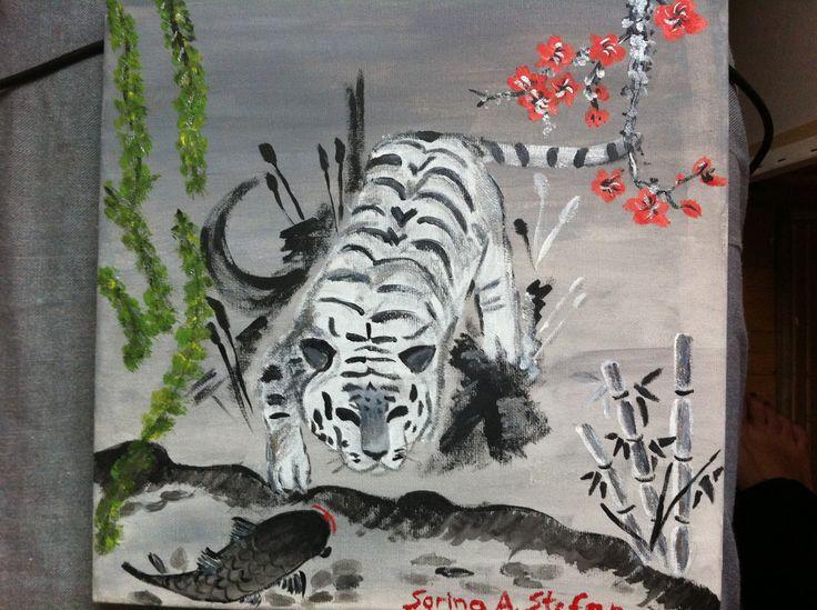 #painting #sorinastefan