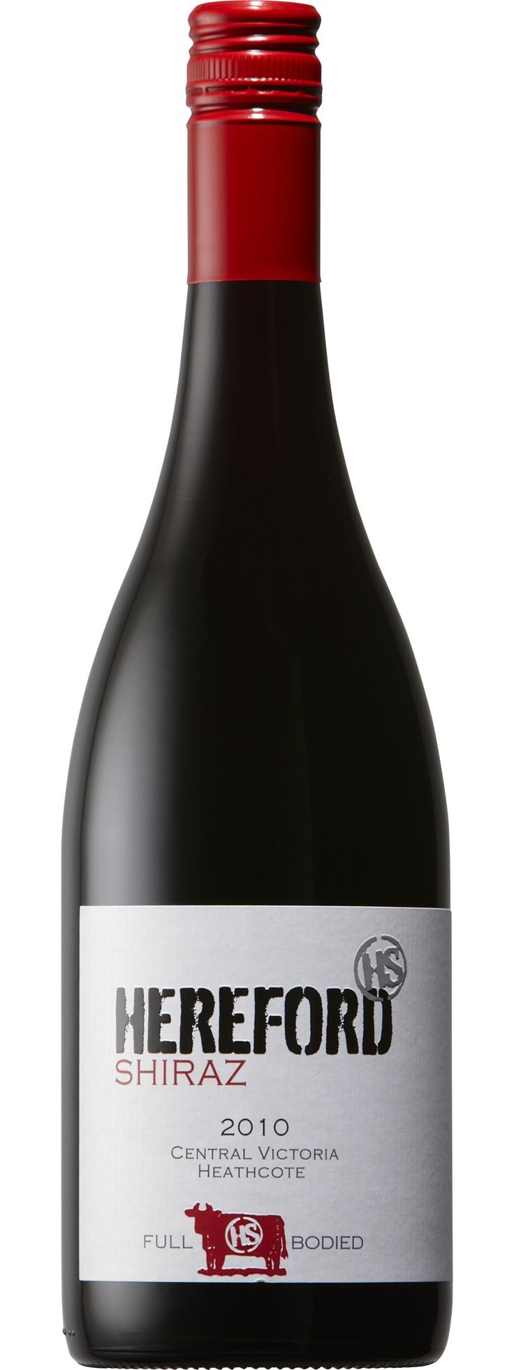 Hereford Shiraz | Dan Murphy's | Buy Wine, Champagne, Beer & Spirits Online