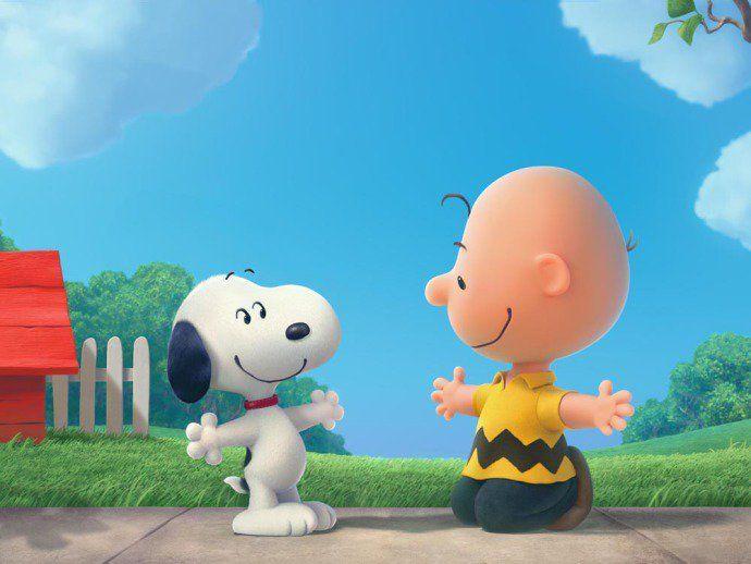 Cena do filme 'Snoopy & Charlie Brown - Peanuts, o Filme'