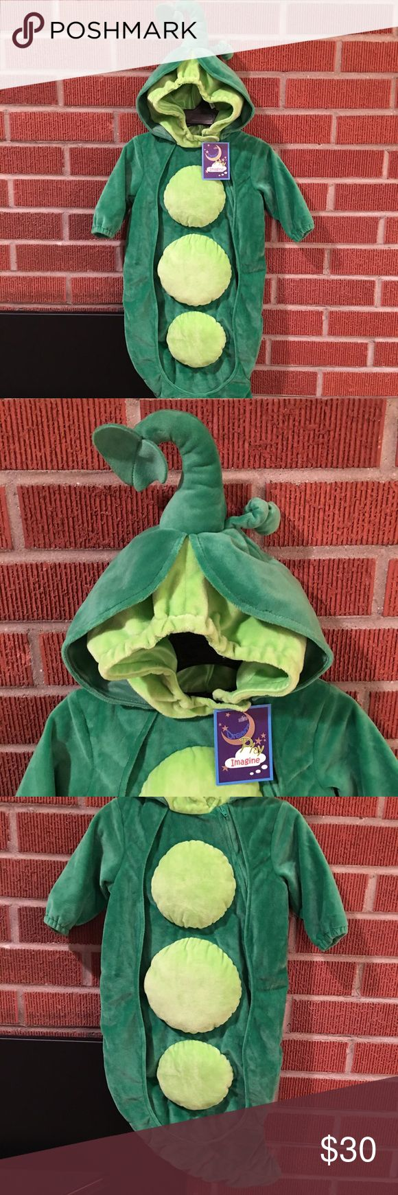 FLASH SALE: 2 for $40🔥 Pea Pod Costume/Bunting Dream, Play ...