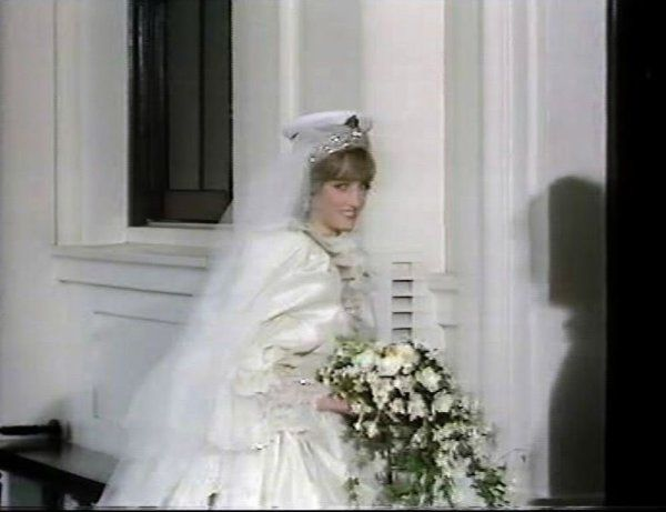 Lady Diana Spencer 1981 | The Wedding of Lady Diana Spencer & Charles - 29 juillet 1981 _ Suite