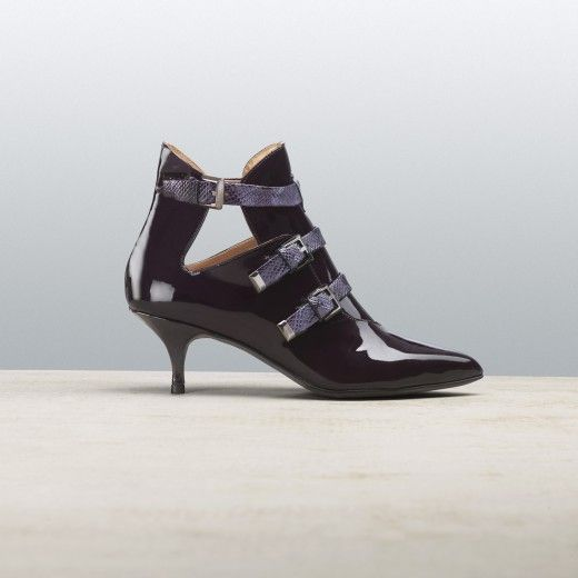 RIBES TIP TOE #altiebassi #musttohave #fallwinter1516 #sophisticated #italianshoes #woman #ankleboots