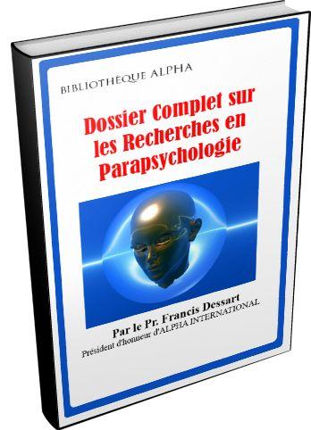 Dossier parapsychologie