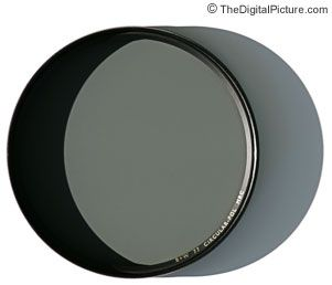 Circular Polarizer Filter.  For more images and information on camera gear please visit us at www.The-Digital-Picture.com