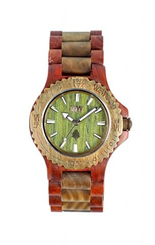 WeWOOD DATE brown/army