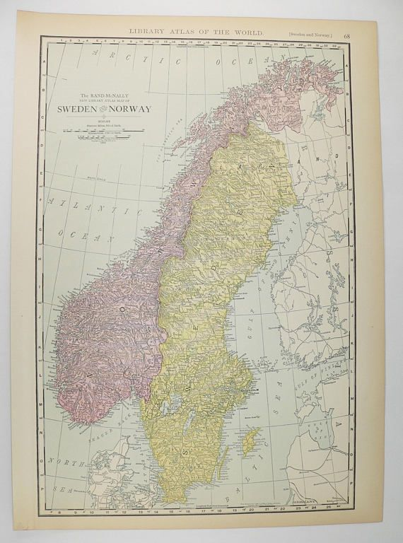 The Best Norway Map Ideas On Pinterest Nordics Countries - Sweden terrain map