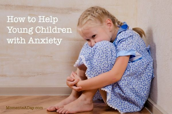 Do you have an anxious child? Here are some simple ideas and exercises to help young children with anxiety.