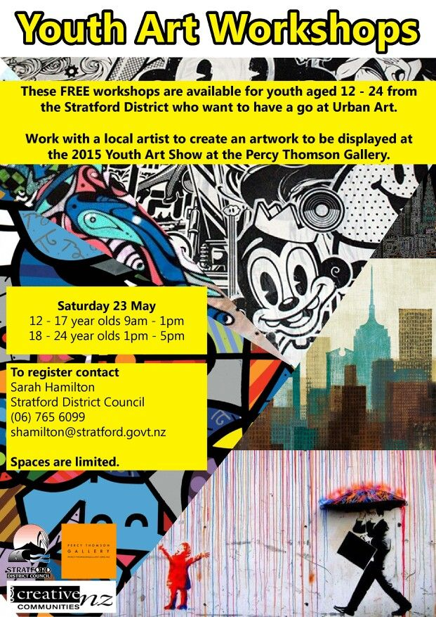 Workshop i am running this weekend in Stratford :) looking forward to it!