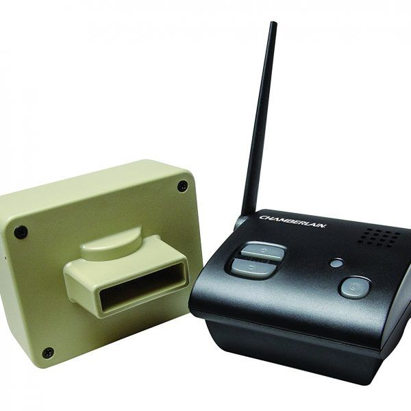 Spy Hunter Animal Detector Outdoor Motion Alert System