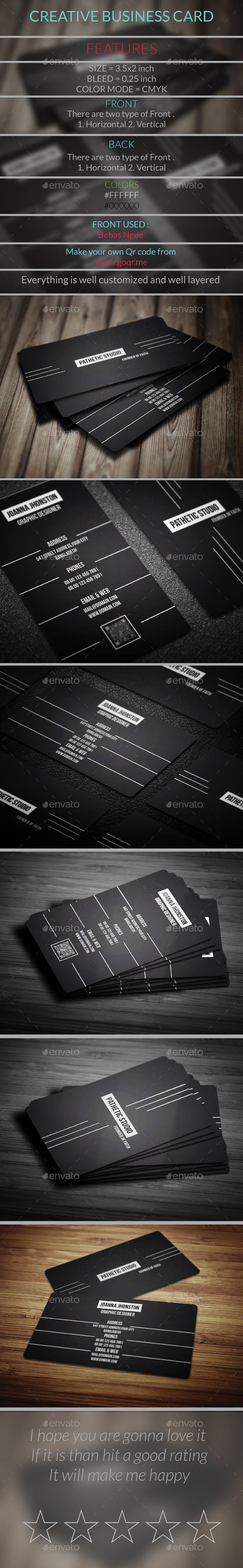 best 25 business card size ideas on pinterest