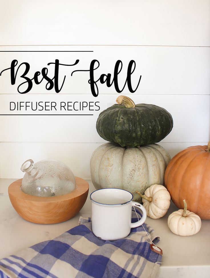 I've worked hard to find my favorites and today, I'm so excited to share my absolute best fall diffuser recipes! Holidays are a big, big deal to me.  I dream of them months before it's time, plan family events, think about how to decorate the house…and fall.  Oh fall, how I love you.  I've often said (and I know I've written it on this blog before) that I could live September through New Year's over and over.  I know it wouldn't be so special if I didn't have the other seasons and I've grown…