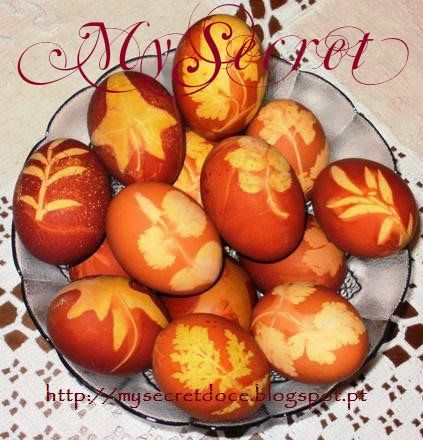 MySecret: Ovos da Páscoa