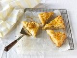 Cooking Channel serves up this Apple Turnover recipe from Chuck Hughes plus many other recipes at CookingChannelTV.com