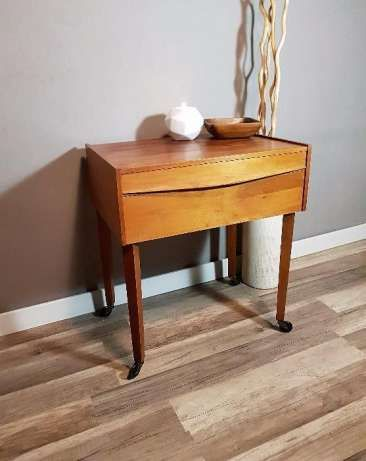 duński niciak, stolik, komoda, lata 70, modern, loft design, danish Płock - image 1