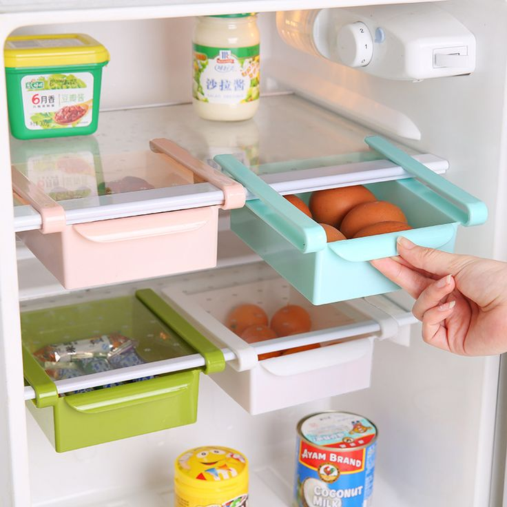 Fridge Organizer Storage Quality Drawers Directly From China Desktop Drawer Suppliers Luluhut Refrigerator Box Plastic