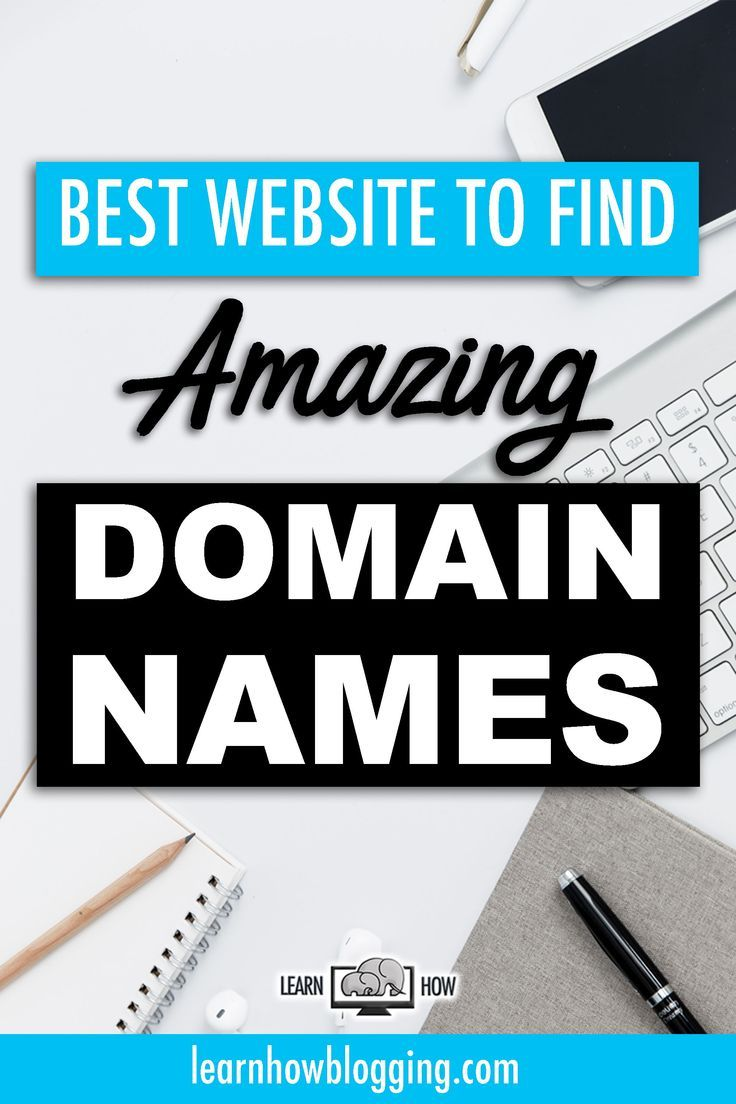 Can T Find A Good Domain Name This Website Will Find One For You