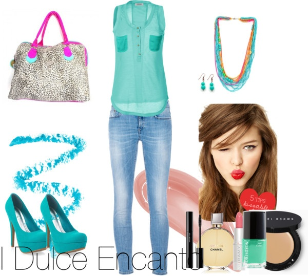 """Accessories Dulce Encanto"" by dulceencanto on Polyvore"