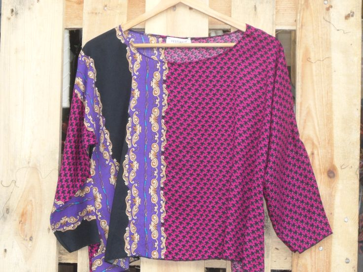 blouse 100% viscose