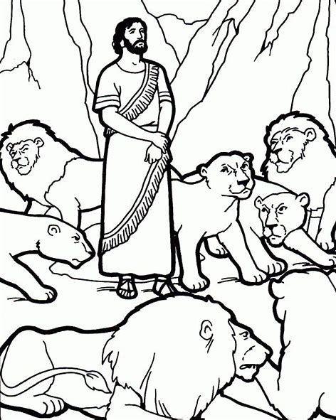 Resultado de imagem para Daniel and the Lions Den ...