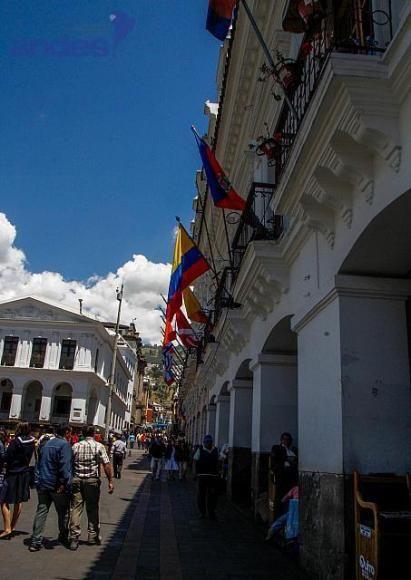 Ecuador conmemora el Día de la Bandera Nacional | ANDES