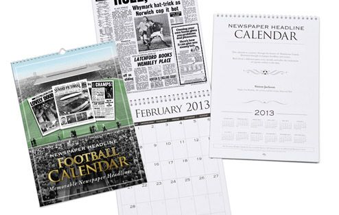I Just Love It Personalised Ipswich Town Football Calendar Personalised Ipswich Town Football Calendar - Gift Details. This Ipswich Football Calendar is a unique Calendar gift idea for a football fan. On each month of this Calendar we feature a newspaper rep http://www.MightGet.com/january-2017-11/i-just-love-it-personalised-ipswich-town-football-calendar.asp