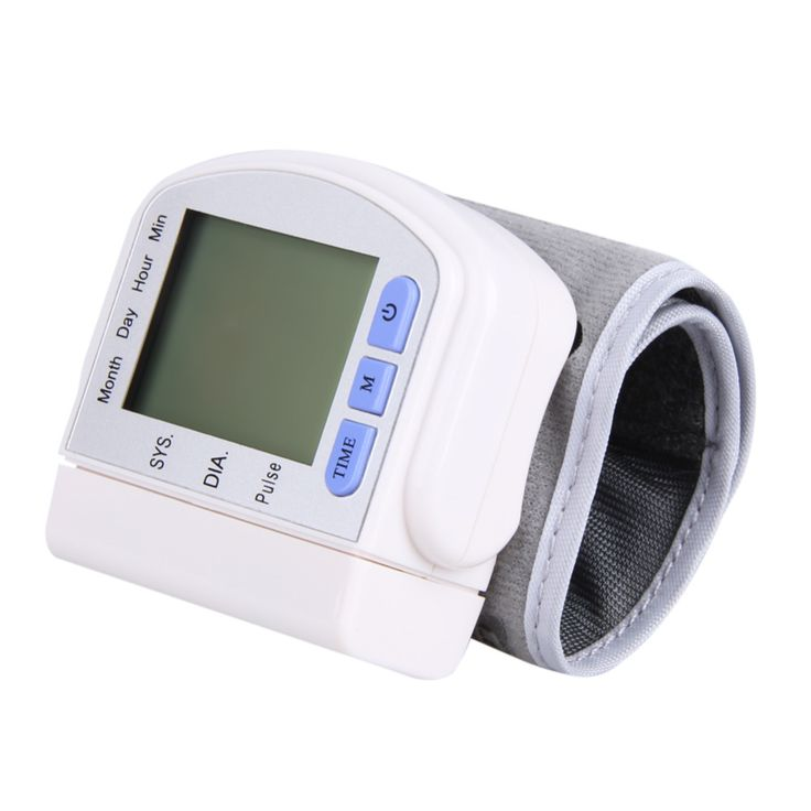 Hot lcd displayscreen rumah otomatis digital wrist tekanan darah pulse memantau jantung meter kocok sphygmomanometer and tonometer