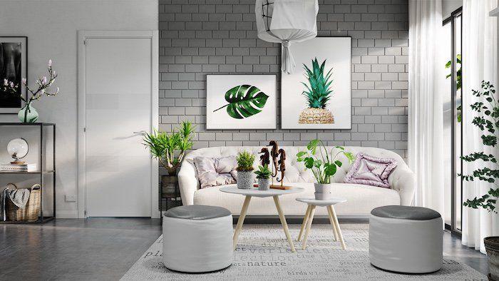 30+ Colores que combinan con el gris en decoracion inspirations