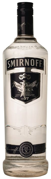 Smirnoff Blue 1 litre - tax & duty-free pre-order shopping