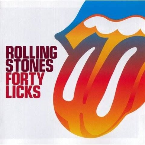 Rolling Stones - Forty Licks #rollingstones #cover