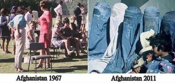 Afghanistan 1970s - Barnorama