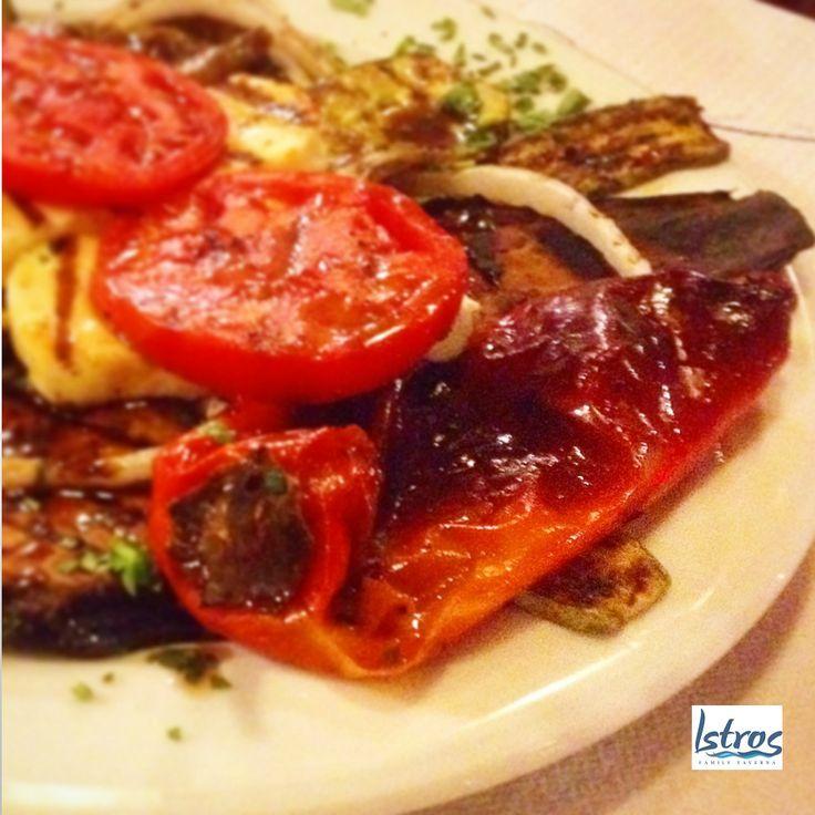Grilled #vegetables #Greek style...