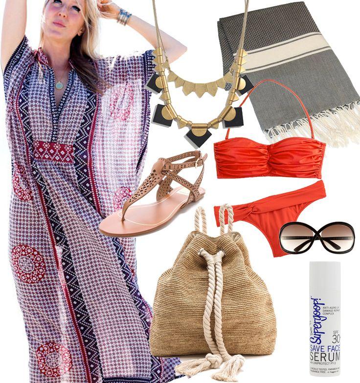 packing list: Formentera_Spain