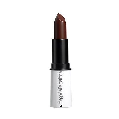 Vampy Lips: i migliori rossetti dark per labbra scure e seducenti | Trend Make Up Autunno 2014 - Diego Dalla Palma Cachemere Mat Lipstick 96