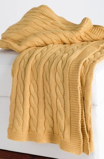 I love this  blanket knit . Perfect for winter days.