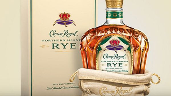 """""""To say this is a masterpiece is barely doing it justice,"""" says influential critic in naming Crown Royal Northern Harvest Rye the world's best whisky"""