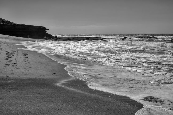 Bells in Black & White 2 (2017).  Bells Beach, Vic. Australia. Words & Image: © Gary Light (9632 Jan 2017). Creative Commons: (CC BY-NC-ND 4.0).  #photography #nature #landscape #victoria #australia #beach #bellsbeach