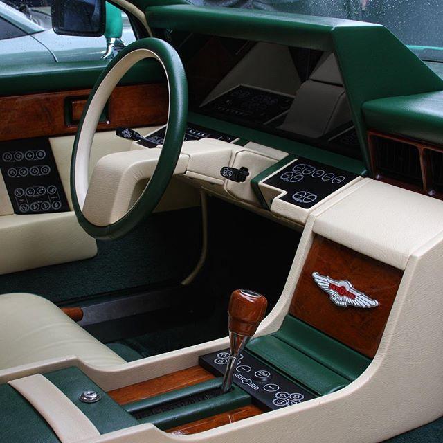 Aston Martin Lagonda Dashboard. 1982 … #dashboard #futuristicdashboards #futuristic #futurism #retrofuturism #80sdesign #80sstyle #80svintage #eighties #80scar #dashboarddesign #uxdesign #uidesign #conceptdesign #80sinterior